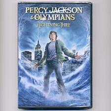 Percy Jackson Olympians Lightning Thief 2010 movie, Dvd Greek mythology Brosnan
