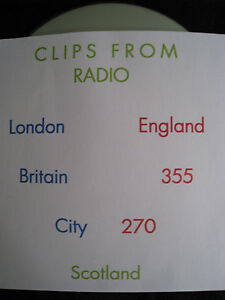 Pirate Radio CD Clips From London Scotland Britain England City 270355 - Bromley, Kent, United Kingdom - Pirate Radio CD Clips From London Scotland Britain England City 270355 - Bromley, Kent, United Kingdom