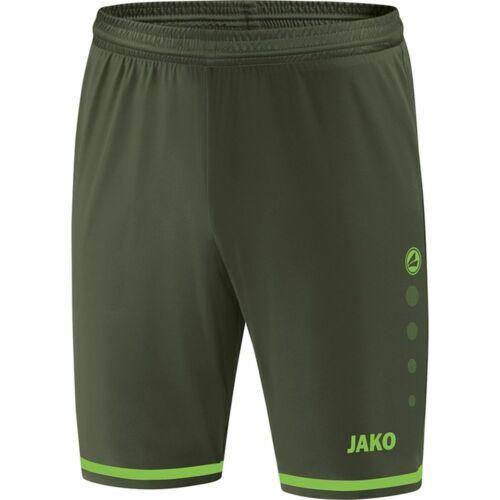 Details about  /Jako Sports Training Football Soccer Mens Kids Boys Shorts Green