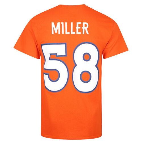Majestic NFL Denver Broncos Von Miller Eligible Receiver T-Shirt