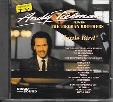 ANDY TIELMAN & The Tielman Brothers - Little Bird CD Album 18TR Holland 1992