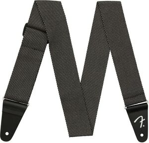 Genuine-Fender-Strap-Modern-Tweed-Gray-Black