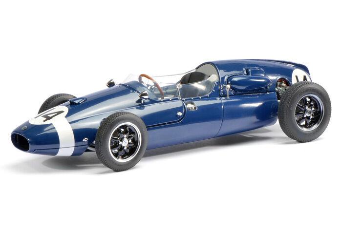Cooper T51  14 Sterling Moss édition limitée à 1500PC 1 18 par SCHUCO 450032600