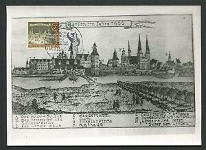 BERLIN-MK-1963-218-ALT-BERLIN-MAXIMUMKARTE-CARTE-MAXIMUM-CARD-MC-CM-d1508