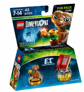 Lego 71258 Dimensions Fun Character Figure Pack