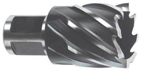 MILWAUKEE 49-59-0750 HSS Annular Cutter,3//4 In,1 In Cut D