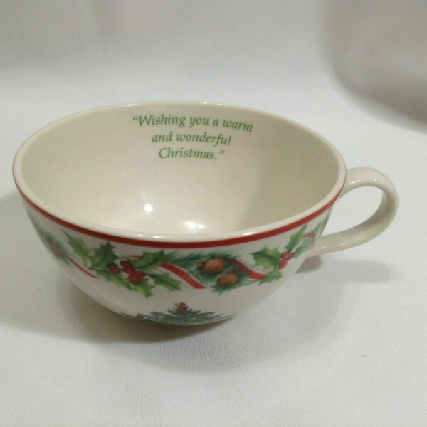 Spode Christmas Tree Sale: Spode Christmas Tree Footed Bowl C. 1938 S3324 A10 For