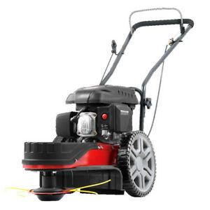 Image Is Loading Southland 139cc 4 Stroke Walk Behind Lawn Trimmer