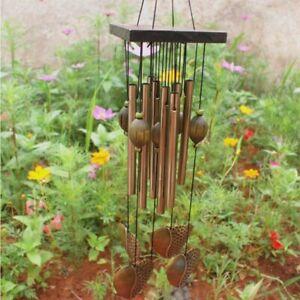 Wind-Chimes-Outdoor-Garden-Yard-Bells-Hanging-Charm-Decor-Windchime-Ornament