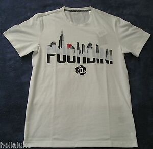 c97ccf57d NWT~Adidas ROSE POOHDINI D jersey-Tee Derrick Basketball Top T Shirt ...