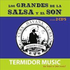 Los Grandes De La Salsa Y El S-Los Grandes De La Salsa Y El Son - Los Gra CD NEW