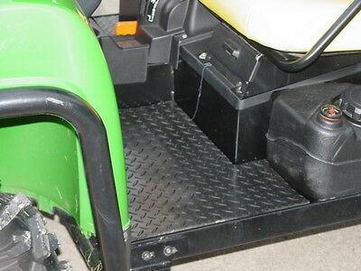 CARGO MAT FOR JOHN DEERE GATOR 825 625 DIAMOND PATTERN 1//4 GATOR BED