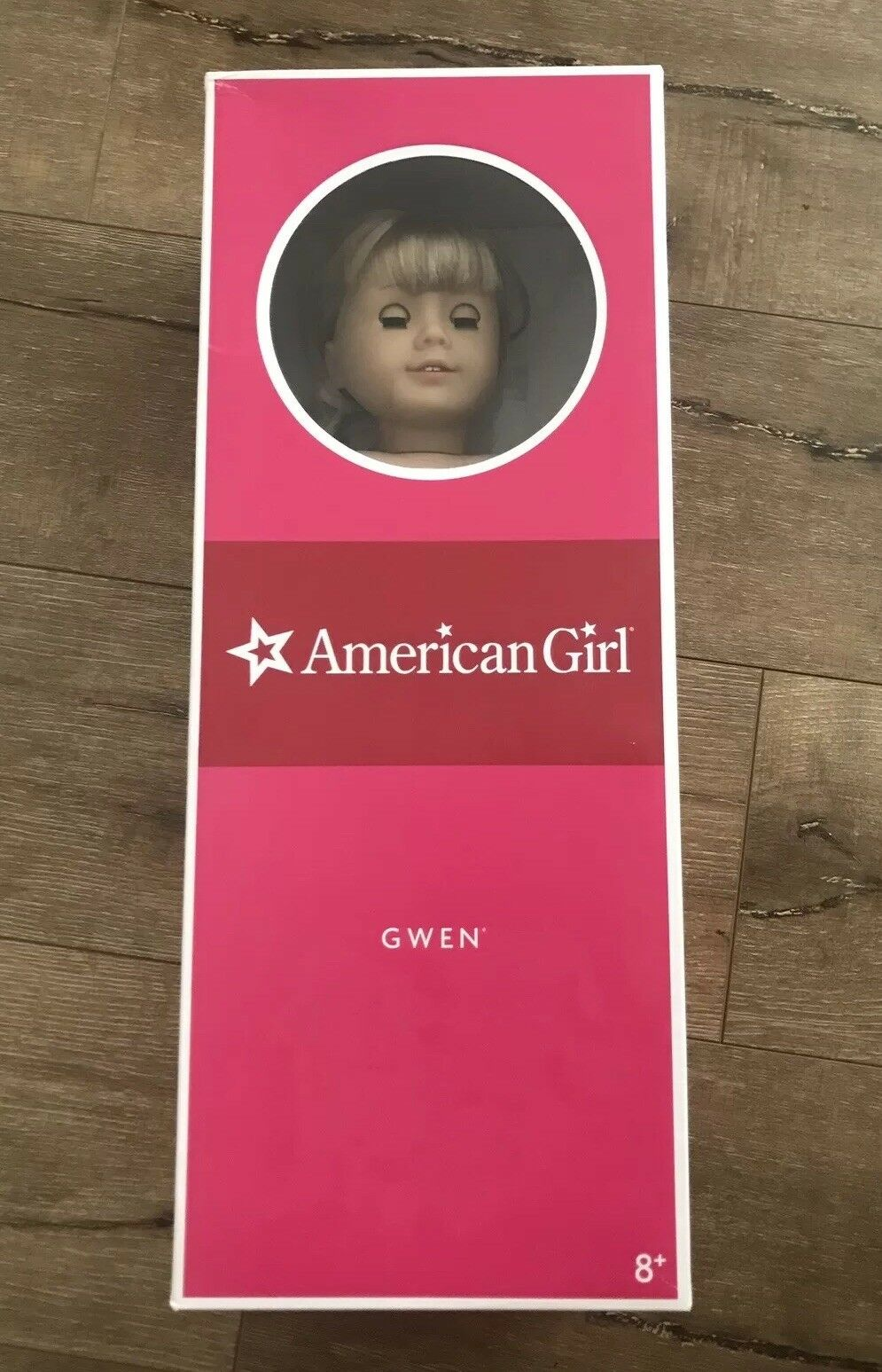 Displayed Only   American Girl Gwen Doll