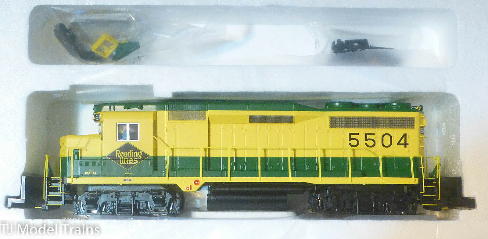 Walthers GP30 Loco ( Reading Lines ) Rd Limited Edition Predo
