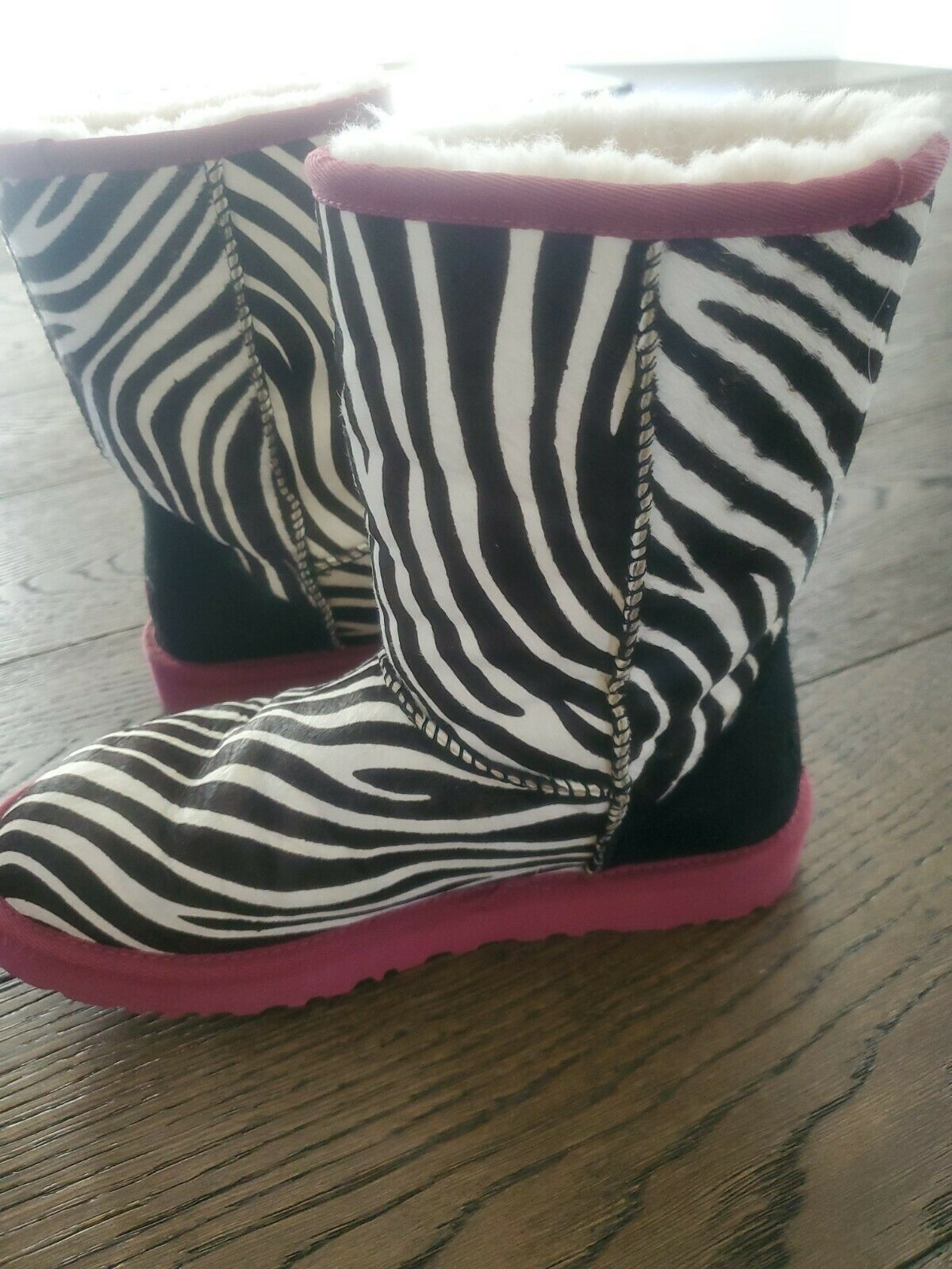 UGG Zebra Boots - image 5