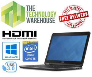 Dell-Latitude-E7240-Laptop-12-034-i5-4300U-CPU-8GB-Ram-256GB-SSD-Windows-10-Pro-MK