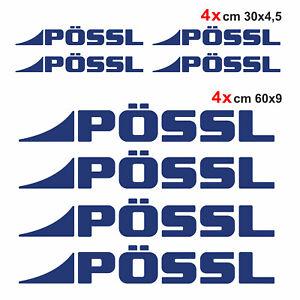 Kit-completo-8-adesivi-per-camper-Possl-BLU-NOTTE-loghi-possl-caravan-roulotte