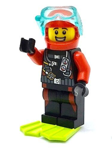 Lego City 60153 Fun at the Beach People Minifigure Male Female Boy Girl Swimmer