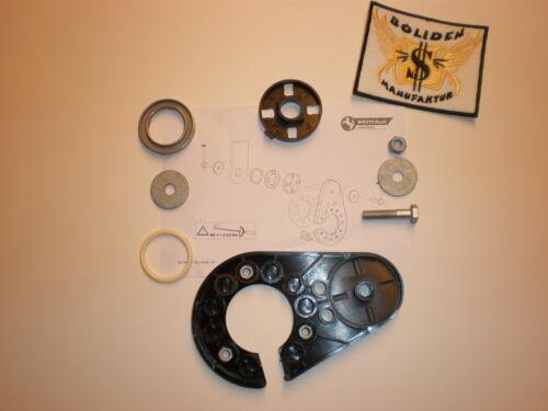 WESTFALIA prese supporto per gancio di traino AHK ripiegabile pezzo di ricambio Kit VW