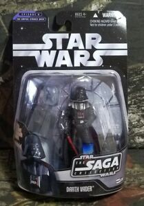 STAR WARS Darth Vader Figure The Saga Collection Empire Strikes Back #038 CQ