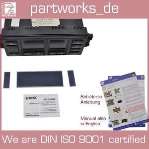 Kimasteuerung-Affichage-pour-Audi-A3-A4-B5-C6-A6-91-01-Reparer