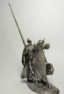 Tin-soldier-figure-Tournament-Knight-54-mm