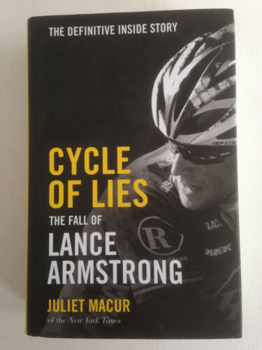 1 of 1 - Cycle of Lies: The Fall of Lance Armstrong