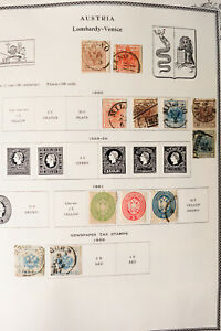 Austria-Incredibly-Loaded-1800s-to-1990s-Mint-amp-Used-Stamp-Collection