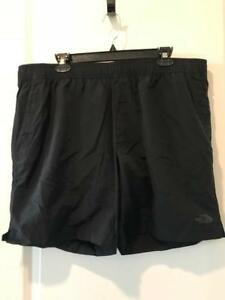 The-North-Face-Mens-Class-V-Pull-On-Swim-Suit-Swim-Board-Trunks-TNF-Black