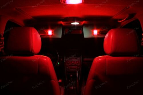 Details about  /13 x Red LED Interior Lights Package Kit For Acura RDX 2013-2018 Pry TOOL