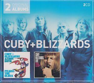 Cuby-amp-The-Blizzards-Praise-the-Blues-Live-2CD-Neu