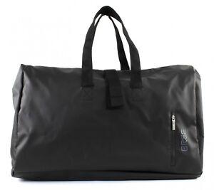 3ed1840f6fbdb Das Bild wird geladen BREE-Punch-714-Weekender-Sporttasche-Reisetasche -Tasche-Black-