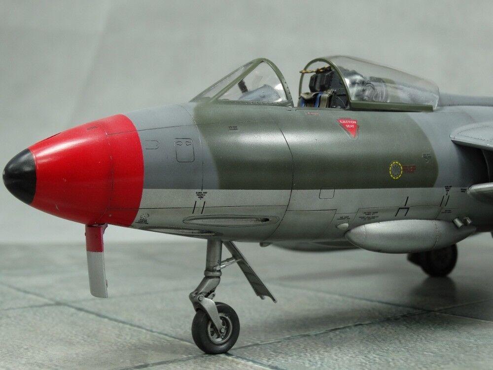 1 32 Hawker Hunter Built to a high sandard