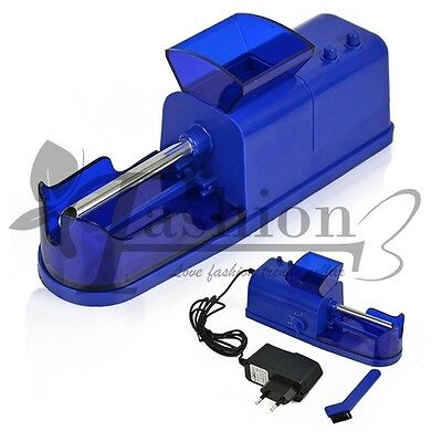 Cigarette Tobacco Electric Speed Making Rolling Injector Automatic Machine WS