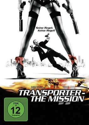 The Transporter 2 The Mission - Jason Statham - DVD - OVP - NEU