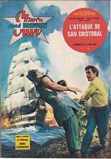 Star-Ciné Bravoure N° 60/1963 - L'Attaque de San Cristobal, K. Mathews C. Lee