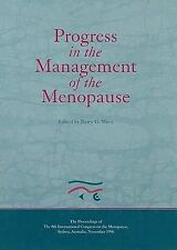 Progress in the Management of the Menopause: Proceedings of the 8th Internationa