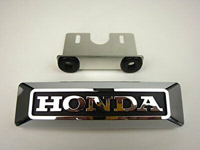 HONDA Monkey Z50A Genuine Tank Emblem Left and Right with Screw Japan F//S New