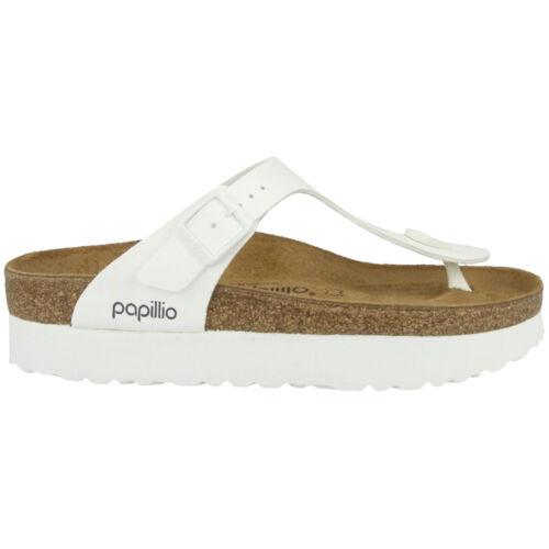 Papillio Gizeh Platform Birko-Flor Casual Platform Womens Sandals