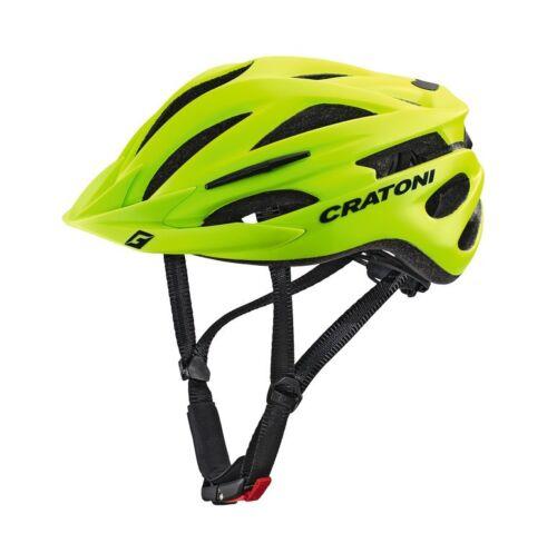 Cratoni Pacer Casque de Vélo Citron Vert