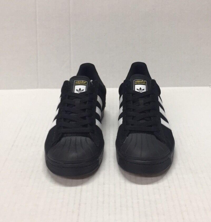 Adidas superstar schwarz vulc adv # aq6861 schwarz superstar / weißen streifen a28036