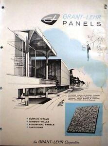 GRANT-LEHR-Curtain-Wall-Panels-Catalog-ASBESTOS-CEMENT-1962