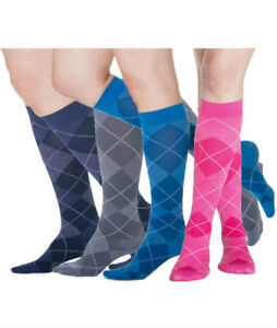 a9912035e Image is loading Sigvaris-20-30-MMHG-Compression-Knee-High-Stockings-