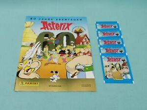 PANINI 60 anni ASTERIX avventura BLOC NOTES 1 x Display 50 cartocci Sticker