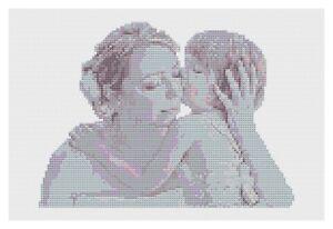 madre-e-hija-punto-de-cruz-kit-por-Florashell