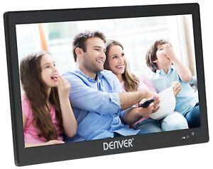 denver 1031 tragbarer 10 1 zoll led tv fernseher dvb t2. Black Bedroom Furniture Sets. Home Design Ideas