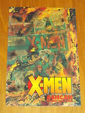 X-MEN SEVENTY FIVE CENT ASHCAN EDITION MARVEL COVER B