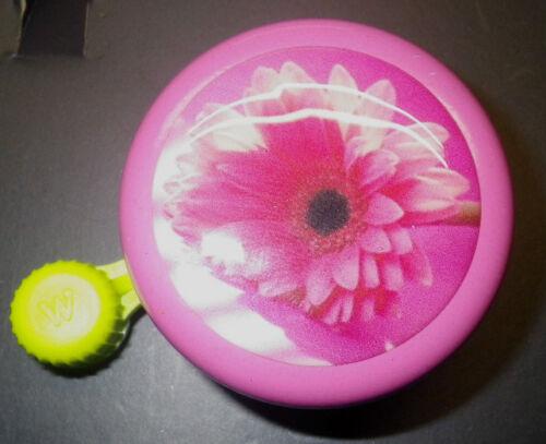 "Widek vélo cloche /""Flower/"" Fleur orange bleu fleurs roses rose rouge roses"