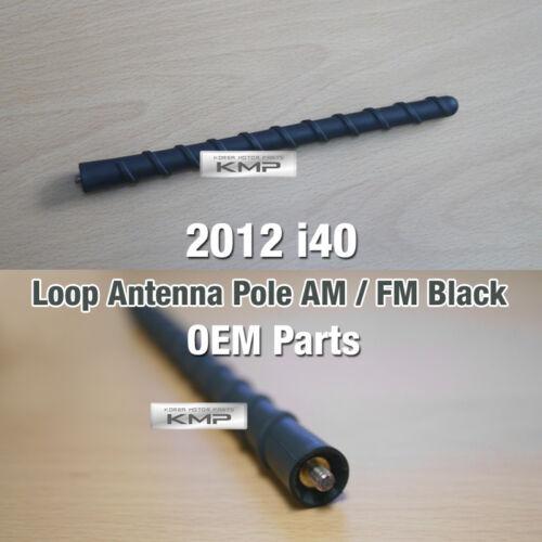 OEM Genuine Parts Roof Antenna Pole AM FM Radio For HYUNDAI 2012-2018 i40