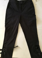 Gap Black Stretchy Pants Us Size 2 / Au Size 6-8 - Brand With Tag
